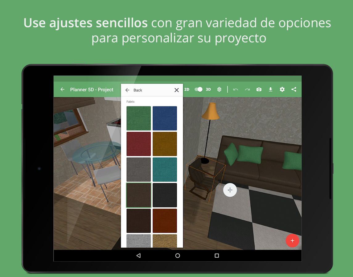 planner 5d dise o interior aplicaciones android en