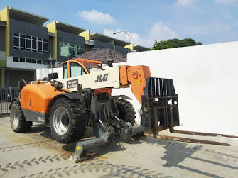Picture of a JLG 4013PS
