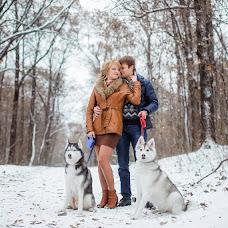 Wedding photographer Irina Tikhomirova (Bessonniza). Photo of 14.02.2016