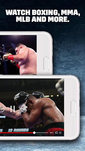 DAZN Live Fight Sports: Boxing, MMA & More 2.5.14 screenshots 4