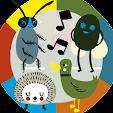 Jazzoo Duck, Fly, Hedgehog, Cockroach & friends