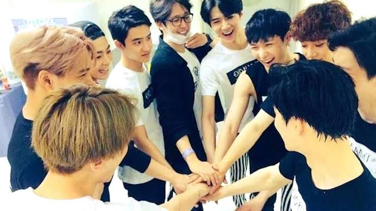 exo friendship