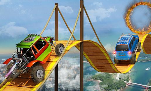 Jeep Tricks Trail Stunt Master - náhled