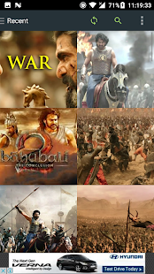 Bahubali Official - HD Wallpapers - náhled