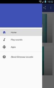Dinosaur sounds - náhled