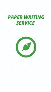 Paper Writing Service screenshot