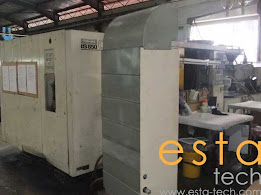 Toshiba IS650GT-81A (1997)  Plastic Injection Moulding Machine