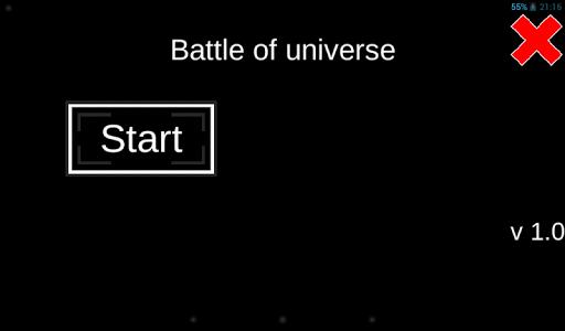 Battle Of Universe