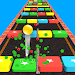 Jumpy Ball 3D - Color Jump icon