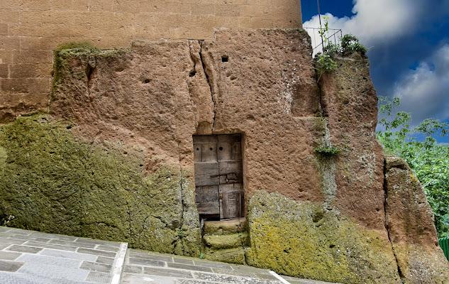 la porta nella roccia di MWALTER