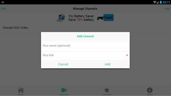 RSS Player v1 2 1 [Ad Free] APK [Latest] | HostAPK