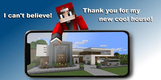 Modern Houses for Minecraft  u2605 1.6.0 screenshots 5