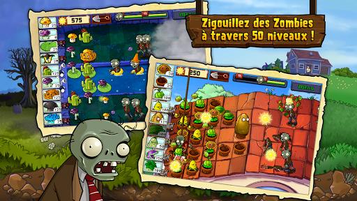 Plants vs. Zombies FREE fond d'écran 2