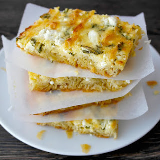 Quick and Easy Greek Cheese Pie - Patsavouropita