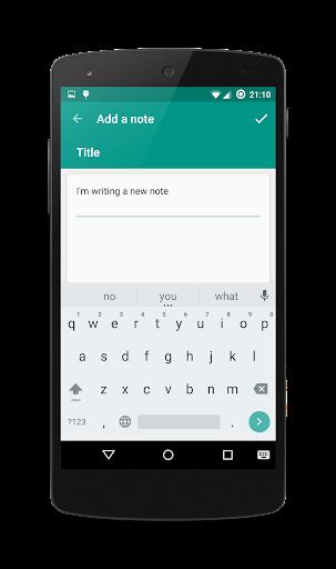 【免費生產應用App】Material Notes-APP點子