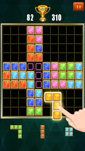 classic block puzzle game screenshot 3