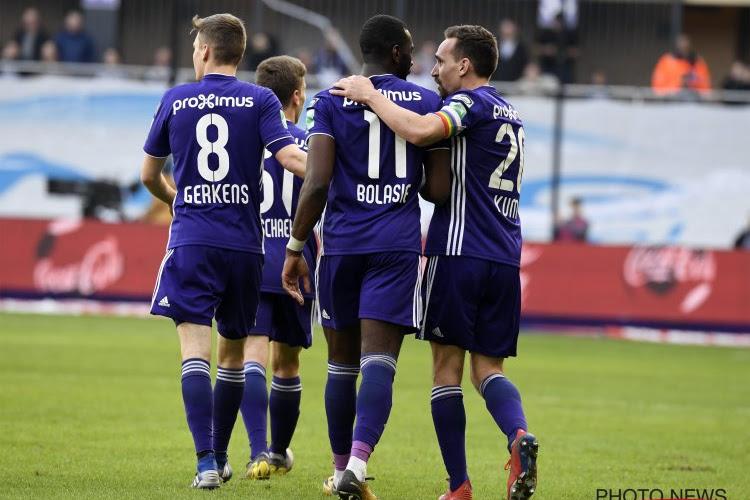 Yannick Bolasie est déjà indispensable à Anderlecht