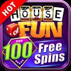 Slots Casino: House of Fun - Slots Free with Bonus icon