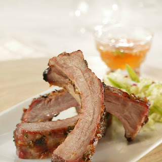 Asian-Flavored Baby Back Ribs.