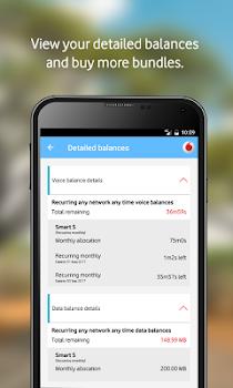 My Vodacom App