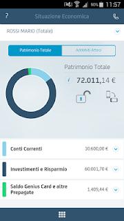 Mobile Banking UniCredit screenshot 04