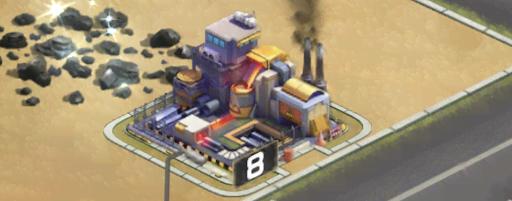 ラストエスケイプ 製鋼所