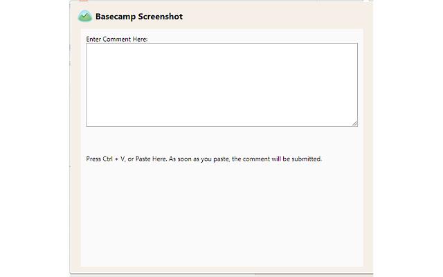 ScreenShot For Basecamp 3