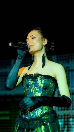 Мария Булатова в Уфе