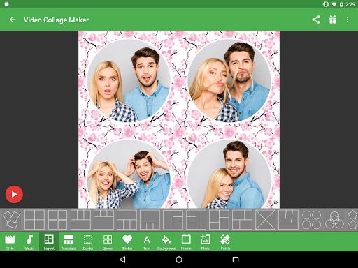 Video Collage Maker 24.6 screenshots 13