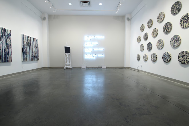 <p> <strong>Installation view</strong><br /> Winter Poems I - IV<br /> Token (for WCW)<br /> Splendide-Hôtel (for GS)</p> <p> Manifest | Trace<br /> Seymour Art Gallery<br /> 2019</p>