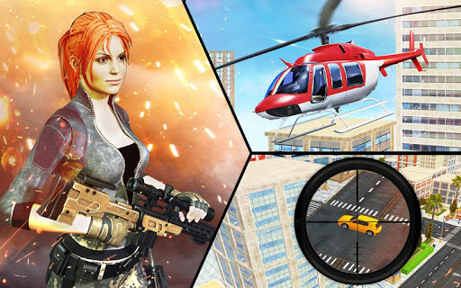 Nouveau Sniper 3D Tir Gun  captures d'écran 2