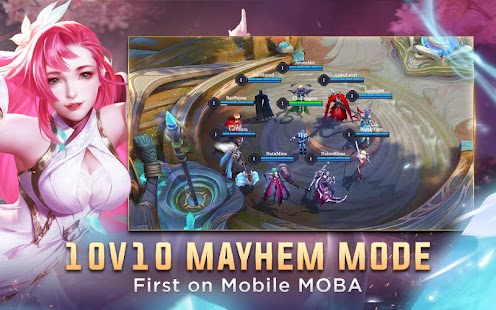 Garena AOV - Arena of Valor: Action MOBA Screenshot