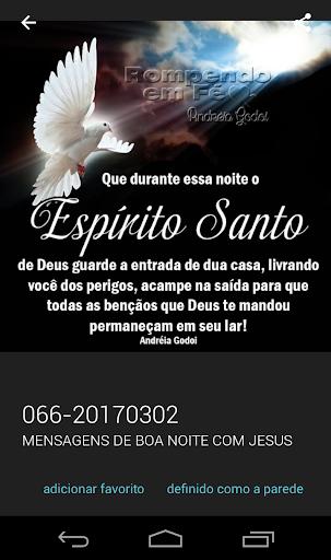 Boa Noite com Jesus 1.0.0.0 screenshots 5