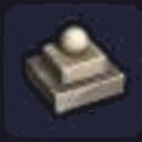 石の床かざりB
