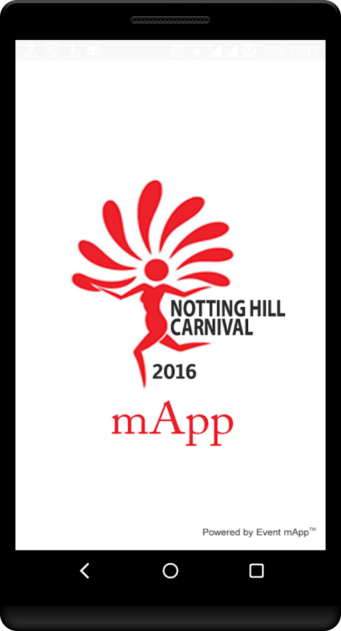 Carnival mApp-Notting Hill App- screenshot