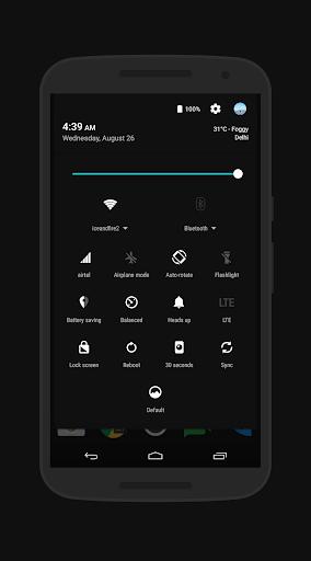 玩免費個人化APP|下載aRgon - Layers Theme app不用錢|硬是要APP