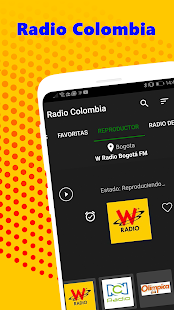 Radio Colombia: Emisoras en Vivo Gratis for PC-Windows 7,8,10 and Mac apk screenshot 1