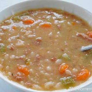 McGuire's Senate Bean Soup