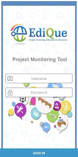 EdiQue Project screenshot 1