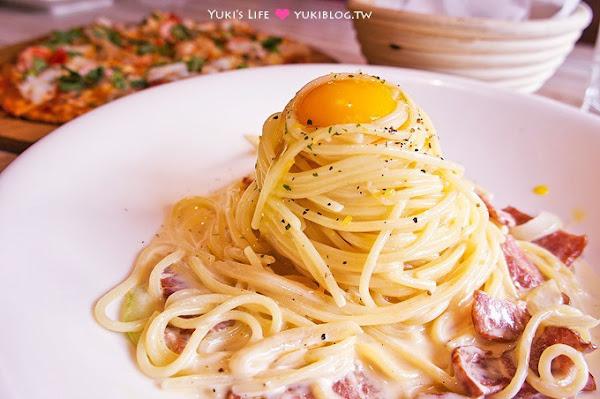 新莊美食【Mita Pasta米塔義式廚房】義大利麵真好吃!!現在也有早午餐