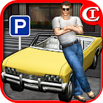Crazy Parking Car King 3D Icon