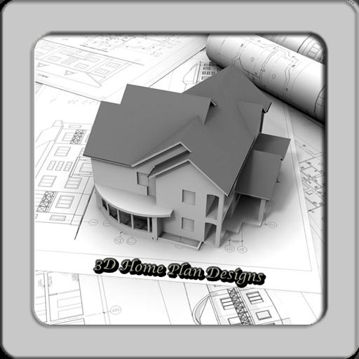 3D Home Plan Designs