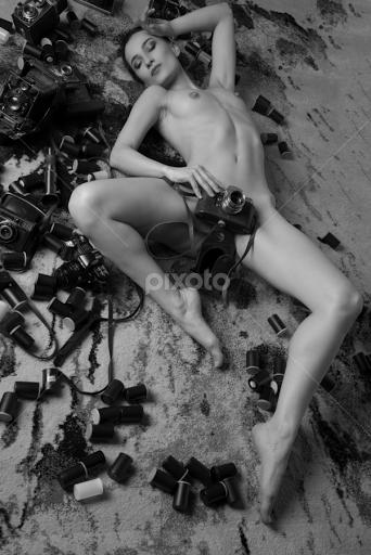Nude film artistic