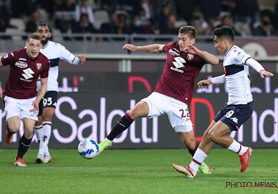 🎥 Le Torino bat le Genoa avec un assist de Dennis Praet