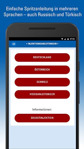 Inject App 2.2.2 screenshots 2