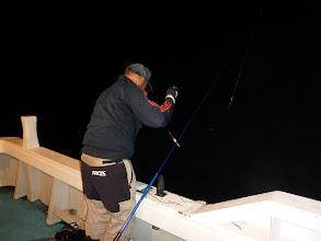 Photo: イカ釣りもやってみます。