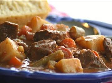 Thick and Hearty Southwestern Beef Stew
