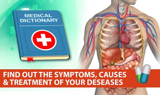 Medical Dictionary 1.4 screenshots 9