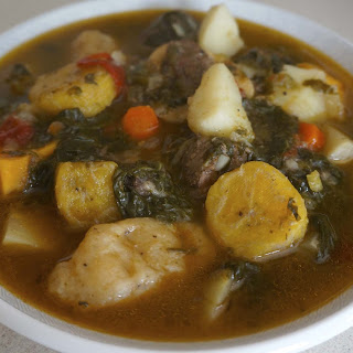 Bouillon – Beef and Veggies (Soup)