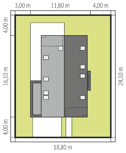 Riko IV G2 Energo Plus - Sytuacja